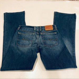 Lucky Brand Jeans - 🍀 LUCKY 🍀 BRAND SWEET N LOW JEANS SZ 00/24